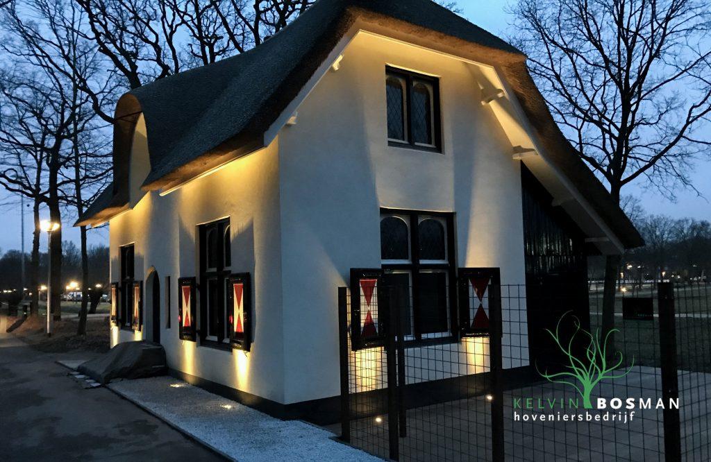 Tuinverlichting in Rijswijk